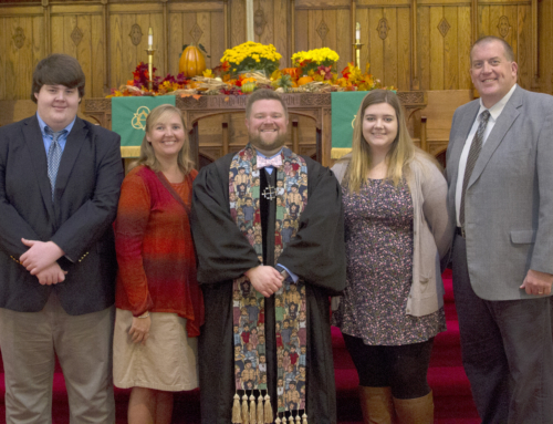 Second Church Welcomes Four New Members