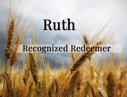 Recognized Redeemer