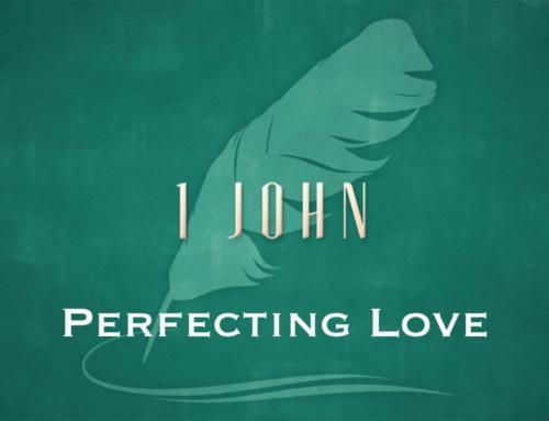 Perfecting Love