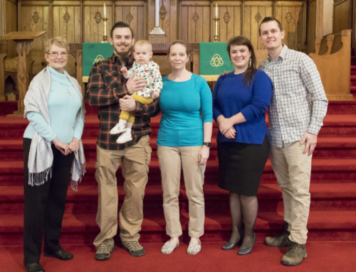 Second Church Welcomes Five New Members